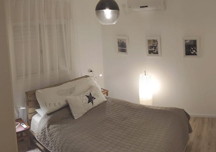 צימר - חדר שינה